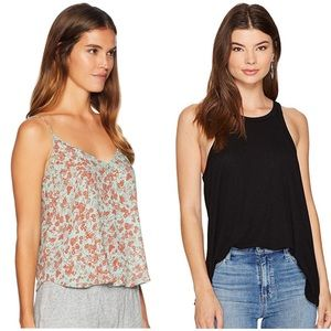 Free people Bundle 2 NWT top size XS